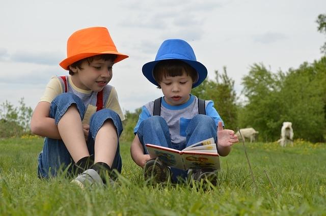 knjige za otroke 3 leta