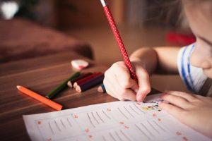 otroške pisalne mize
