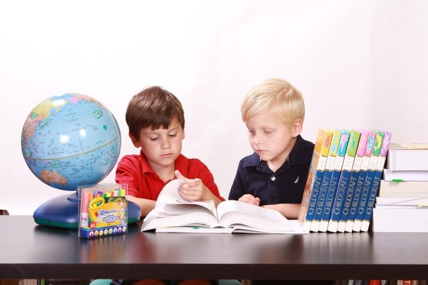 pisalne mize za otroke